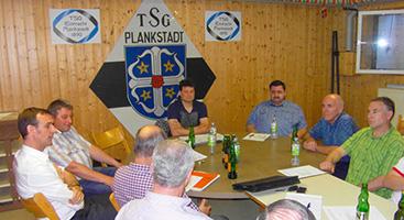 TSG Eintracht Plankstadt - Tischtennis Funktionaere