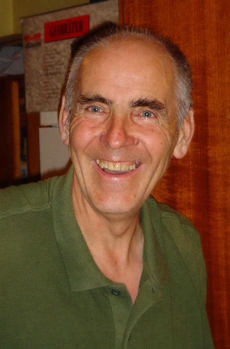 Willi Geberzahn - badischer Senioren-Ranglistensieger