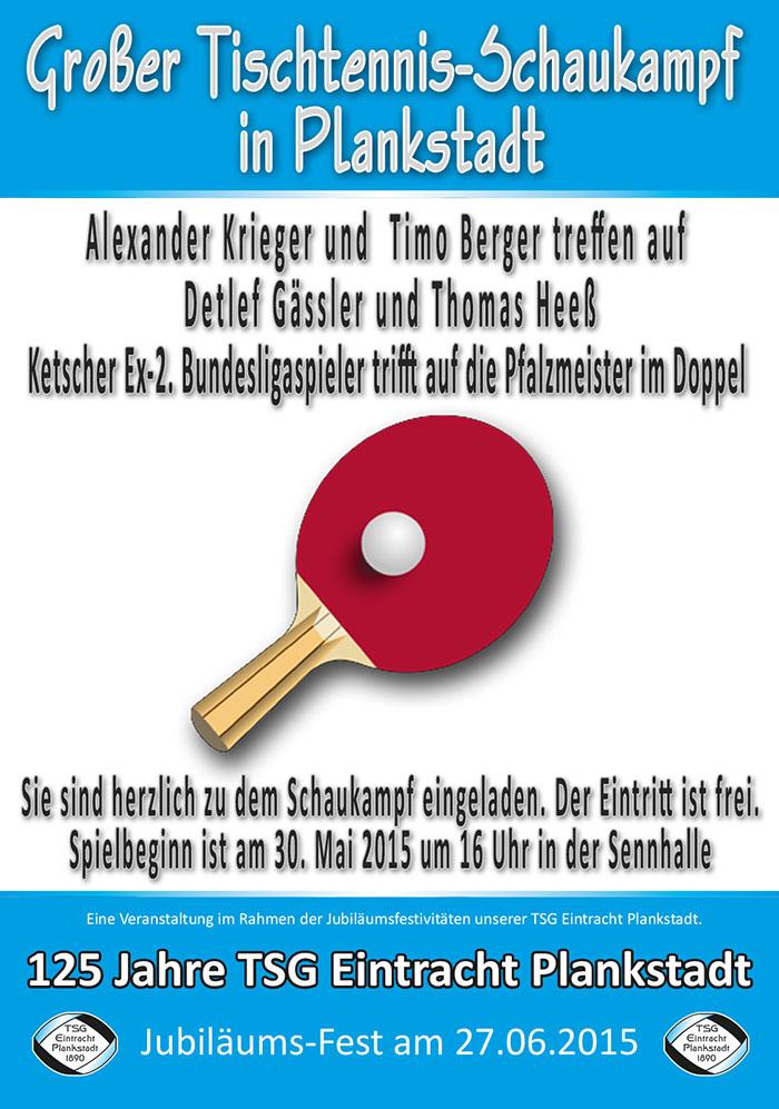 125 Jahre TSG Eintracht Plankstadt