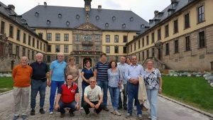 Tischtennis-Familienausflug: Fulda war eine Reise wert!