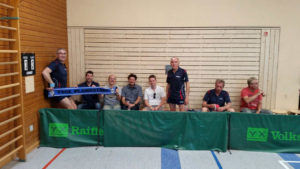 Herren 3 - Relegationsspiel in Wiesloch