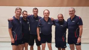 Herren 3 - Vorrunde 2019/20