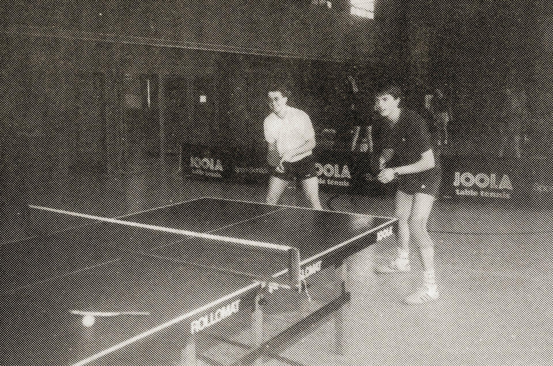 Das Doppel Holger Seitz / Jürgen Lorenz 1988