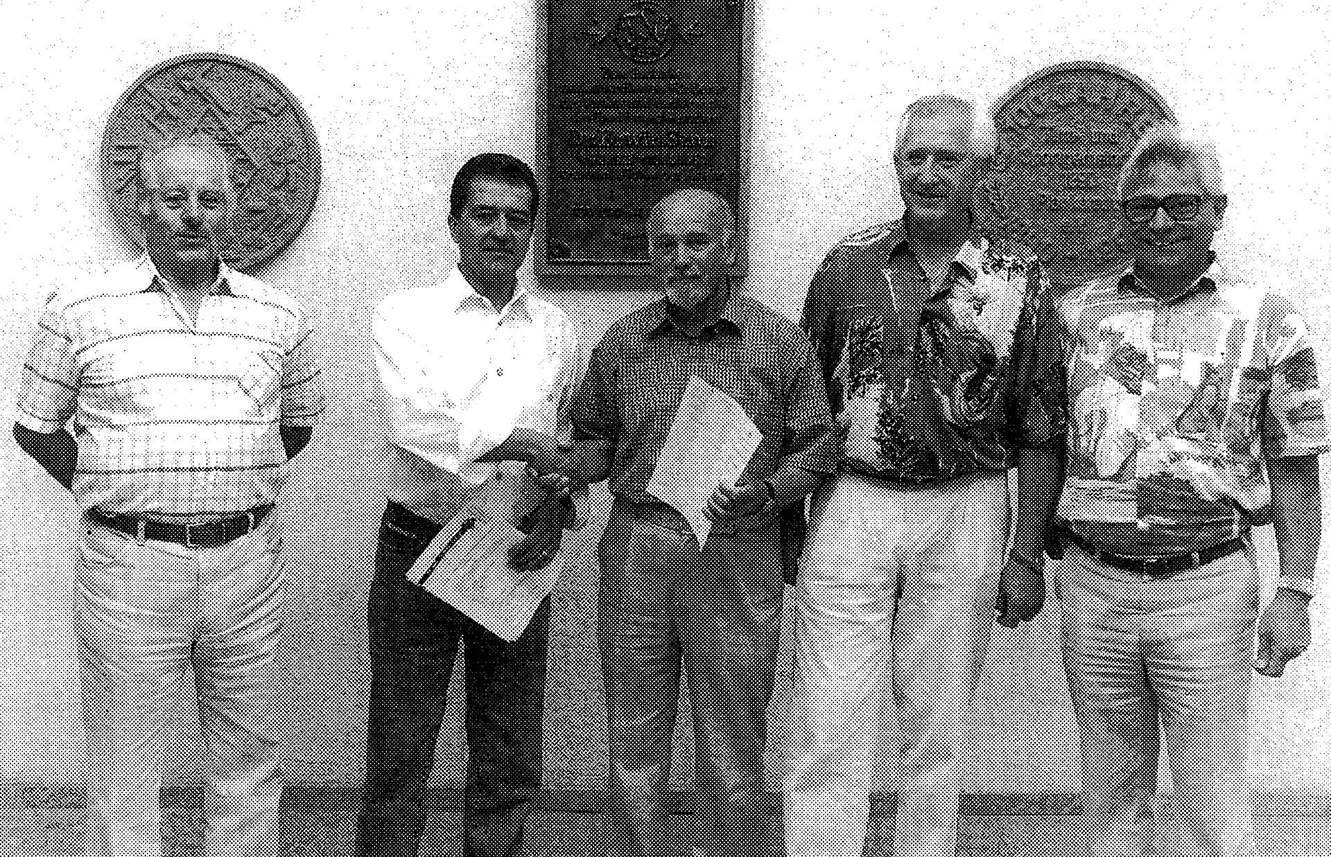 Tischtennis-Fusion vom 11.06.1999