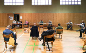 TSG-Eintracht TT Jahreshauptversammlung 2020