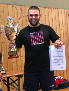 Luca Vierling Ortsmeister 2021